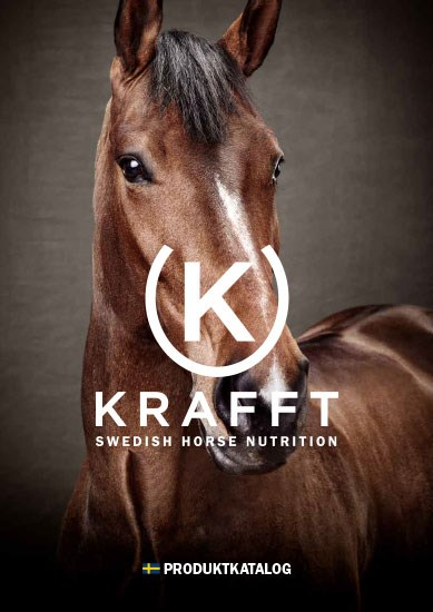 Krafft Swedish Horse Nutrition catalog